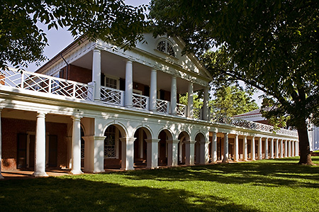 Colonnade Club on the Lawn, UVA